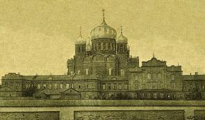 Боголюбский собор и Боголюбский монастырь в Козлове