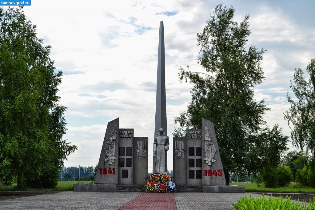 Дмитриевка тамбовская область фото